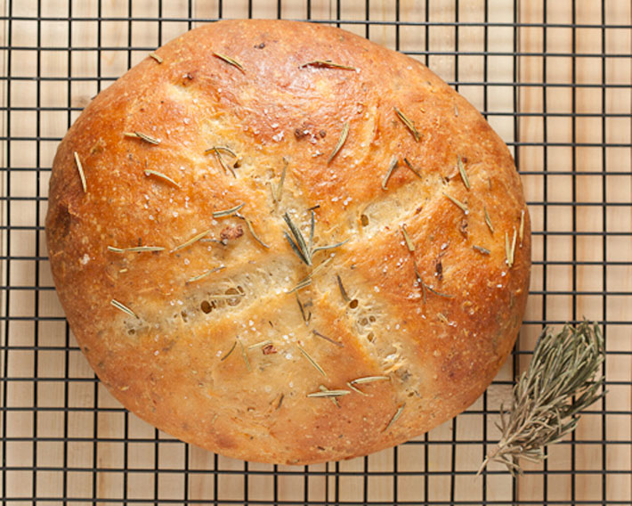 Rosemary And Garlic Coconut Flour Bread - Recipe - Tips About Life