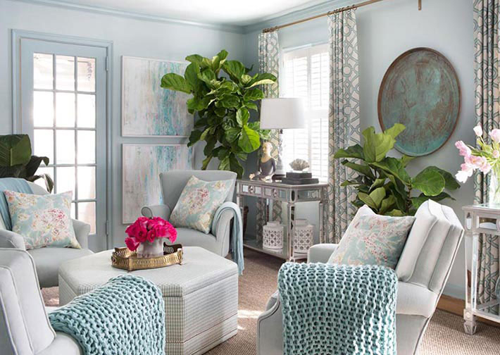 Decorating Tips For Large Rooms